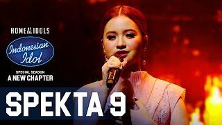 Download lagu ANGGI - JANGAN RUBAH TAKDIRKU (Andmesh Kamaleng) - SPEKTA SHOW TOP 5 - Indonesian Idol 2021