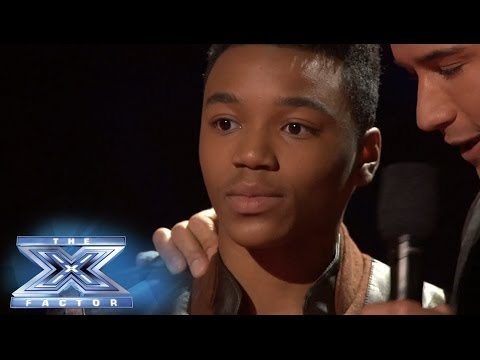 Josh Levi is Eliminated from The X Factor - THE X FACTOR USA 2013