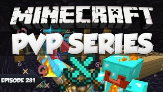 Minecraft PvP Series: Defend The Base! | Episode 281