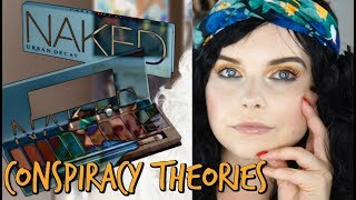 Elle Tells: Urban Decay Discontinuing the Naked Palette?!