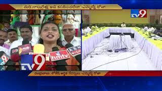 YCP Roja sensational comments on Pawan Kalyan and CM Chandrababu
