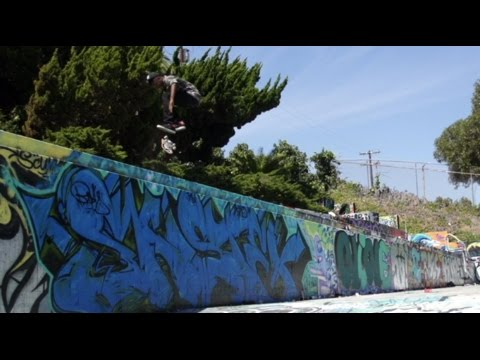 REEMO PEARSON - FAKIE FLIP HUGE DROP !!!!