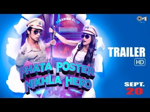 Official Trailer - Phata Poster Nikla Hero - Shahid Kapoor & Ileana D'cruz video