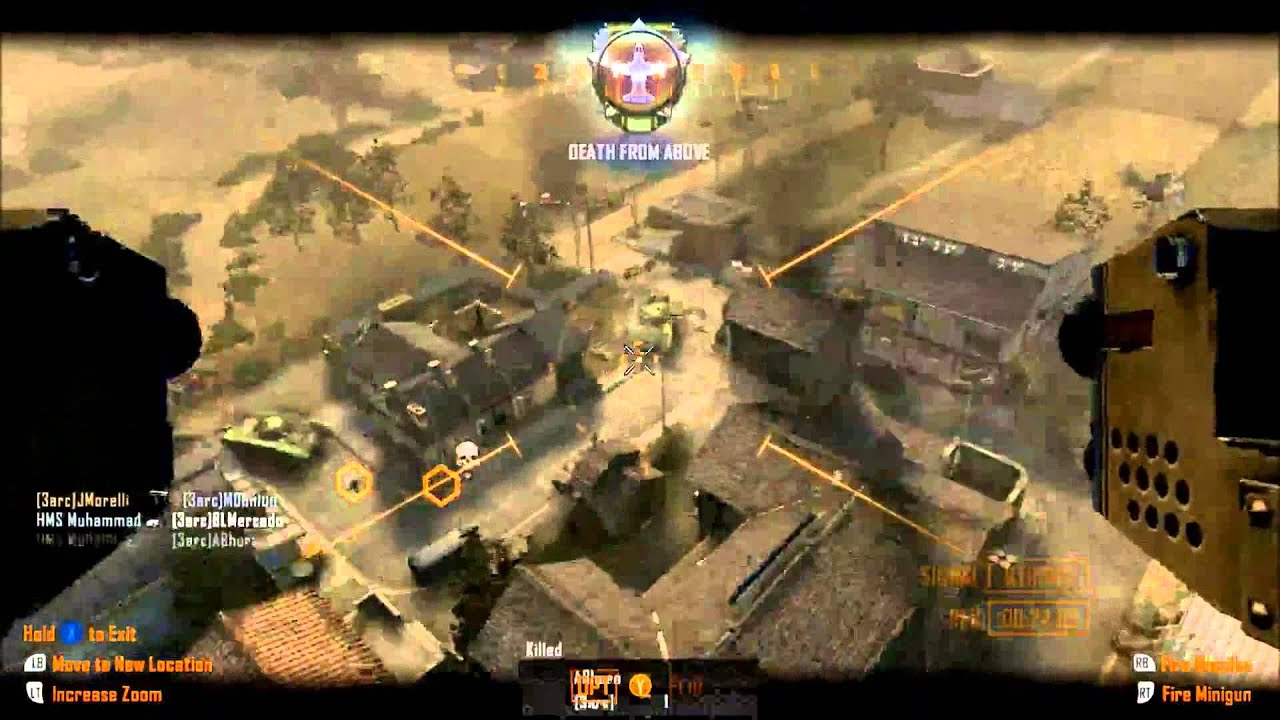 Call of Duty Black Ops 2 Gameplay Multiplayer Call of Duty Black Ops 2 Vtol