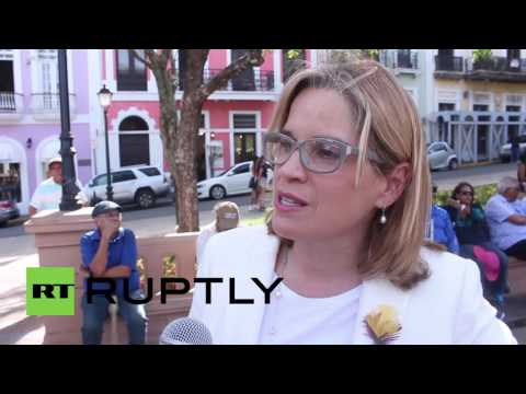 Puerto Rico: Protesters rally against use of toxic anti-Zika pesticide
