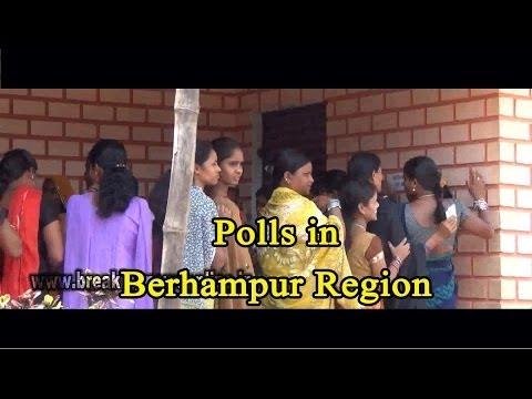 Polls in Berhampur Region