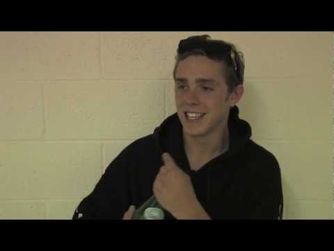 Sam Adams Interview at Towson University Homecoming 2011