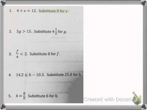 Module 4 Lesson 23 Mr. Shankel's Eureka Video Reviews