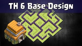 Base TH 6 After Update [Speed Build]