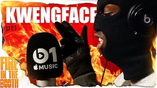 Kwengface - Fire In The Booth