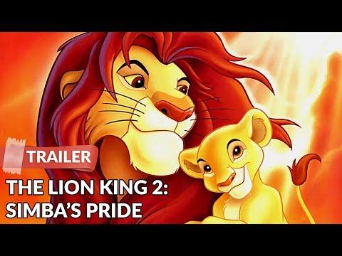 The Lion King 2: Simba's Pride 1998 Trailer HD | Matthew Broderick