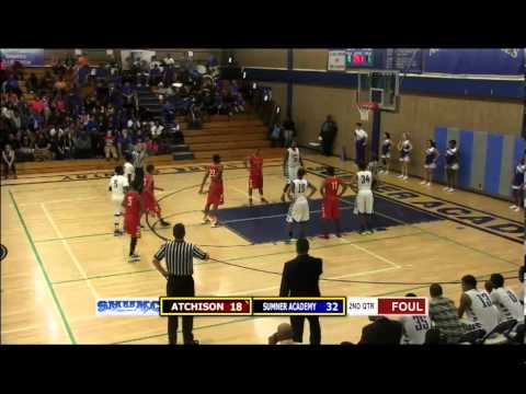 SHUKC Basketball Game of the Week: Atchison vs Sumner Academy