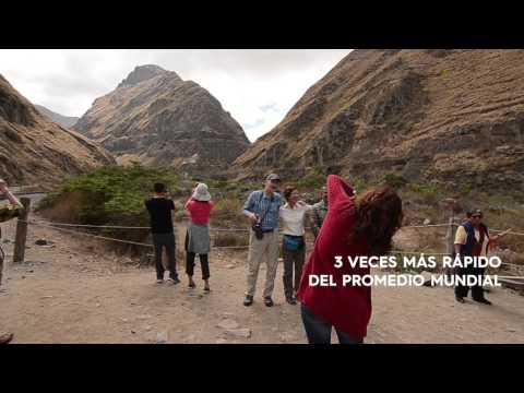 Invest Ecuador Tourism 2015 - Español