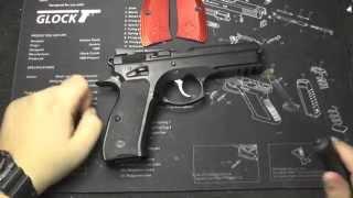 CZ75 SP-01 Shadow - Upgrade #1