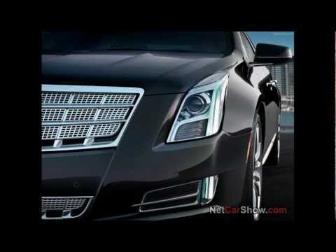 Cadillac XTS & Cadillac CIEL With GM Advanced Design Director Clay