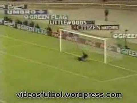 Rene Higuita and the Scorpion kick