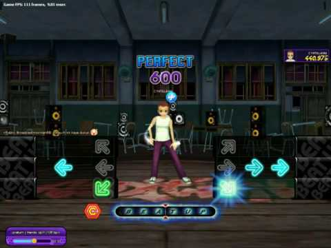 (Audition Ayodance) BeatUp | Audition - Hands Up!!! Lv10 (Custom)