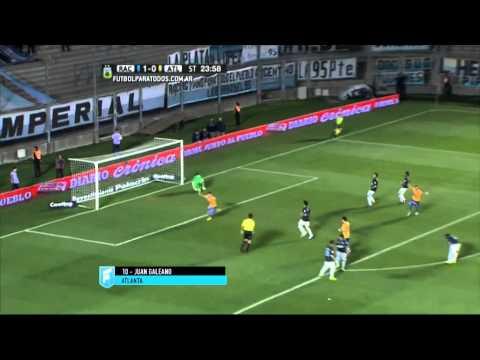 Video: San Martín sumó a un enganche que le hizo un gol a Racing en San Juan