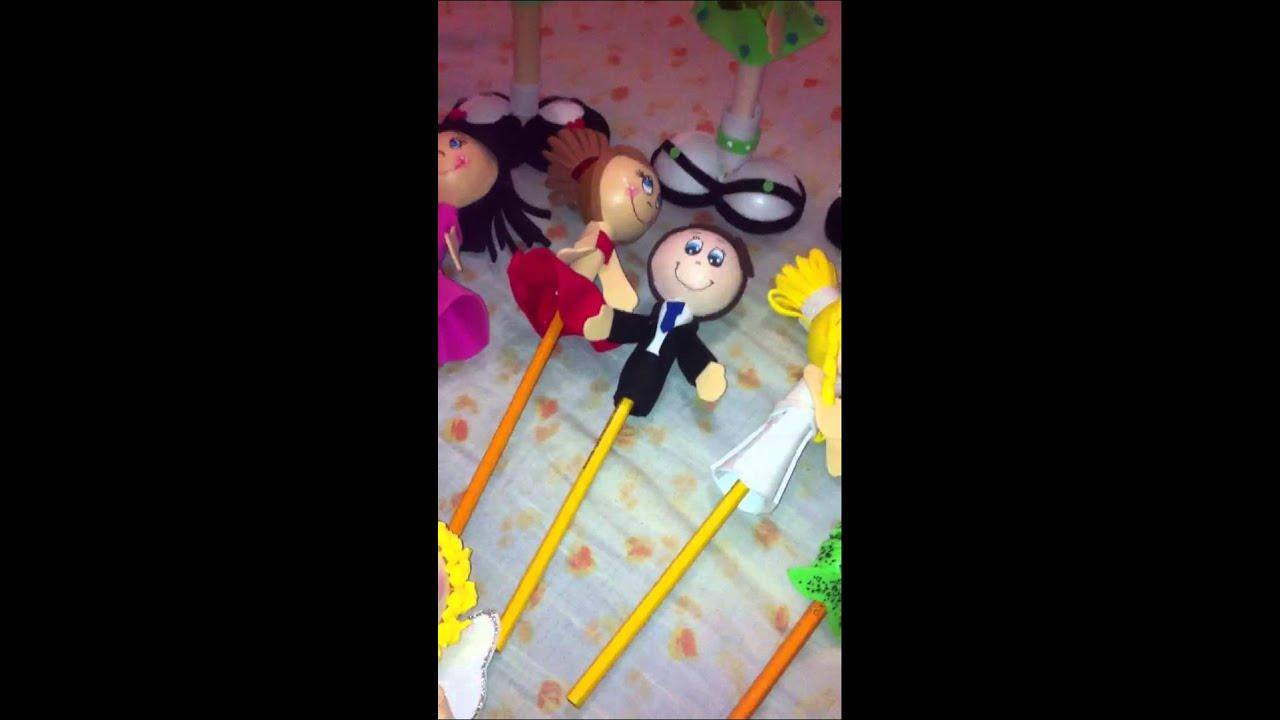 Fofuplumas fofu l pices y lapiceros decorados youtube - Plumas para decorar ...