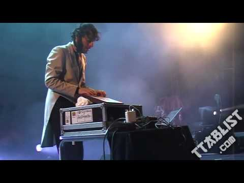 Daedelus Live@Territorios 2009 (HQ FULL VIDEO)