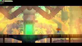 Guacamelee glitches.