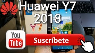 Huawei Y7 2018 ¿Comparable to P Smart? Real Review Peru