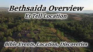 Video: In Luke 9:10, Jesus' apostles withdrew to the town  Bethsaida - HolyLandSite