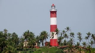 Kovalam Beach Light House - Thiruvananthapuram