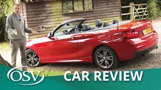 BMW 2 Series Convertible 2015 In-Depth Review   OSV Car Reviews