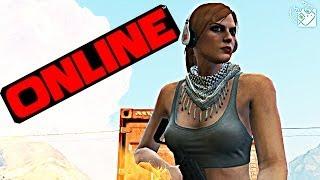 Гагатун, Юзя и Хитман играют в GTA ONLINE #5