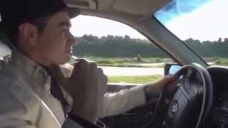 ЖОРИК РЕВАЗОВ ПОЛОЖИЛ СТРЕЛКУ НА BMW E38 740 ( 240KM/H ) АнтИ-Тестдрайв TheWikiHow