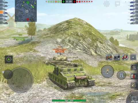 World of Tanks Blitz - Bad apples