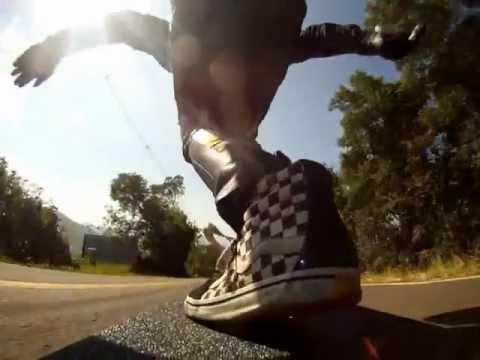 TEUTÔNIA 2012 - 110 km/h - LONGBROTHERS DOWNHILL SPEED...