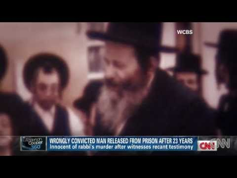 Man Jailed in 1990 Killing of a Rabbi Is Released