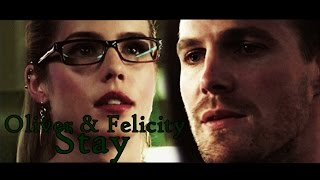 Oliver & Felicity | Stay
