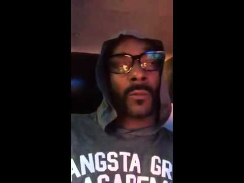 Snoop dog about Jada Pinkett Smith Oscar statement