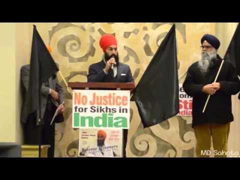 Punjabi Post  - MPP Jagmeet Singh