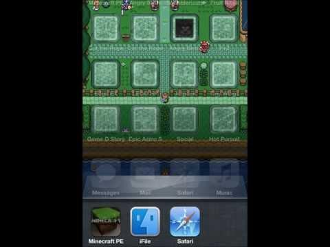 How To Install Minecraft Pocket Edition Maps IOS no computer