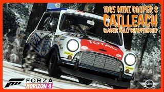 Forza Horizon 4 Classic Rally Championship 1965 Mini Cooper S