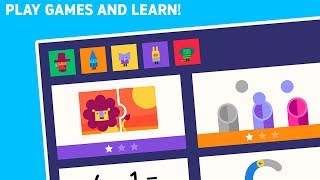 Maths, Words, Animals, Shapes and Colors - lernin | Numbers | Alphabet