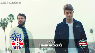 Top 40 Songs of The Week - February 25, 2017 (UK BBC CHART)