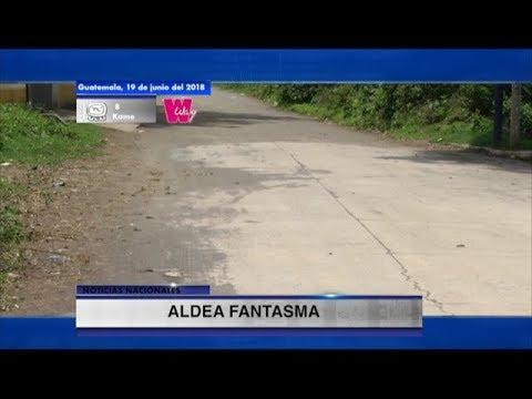Diputada Delia Bac construye carretera hacia aldea inexistente, para beneficio propio   19Jun