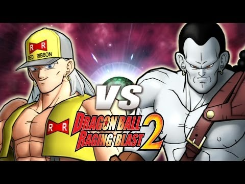 Dragon Ball Z Raging Blast 2 - Android 13 Vs. Android 14 (20k Subs!!)