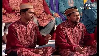কাওয়ালী: গান ঝুমরে সাগর ঝুমো পর্বত, ঝুম পারেন্দে ঝুম। কাওয়াল : হাসিনুর রব মানু