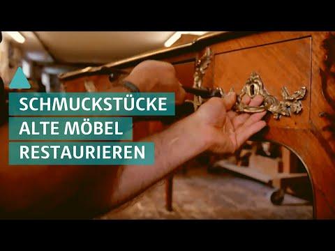 03:13 Tipp   So Werden Aus Alten Möbeln Echte Schmückstücke | BAUEN U0026 WOHNEN