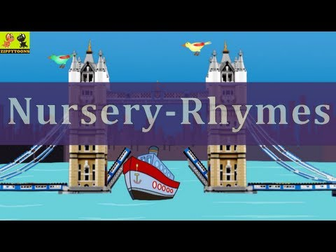 London Bridge |  Kids Songs & Nursery Rhymes In English With Lyrics