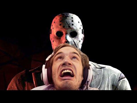 JASON IS F~CKING TERRIFYING (Mortal Kombat #3) | PewDiePie