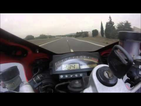 Vtr 1000 Sp-1 OnBoard Max Speed Rs