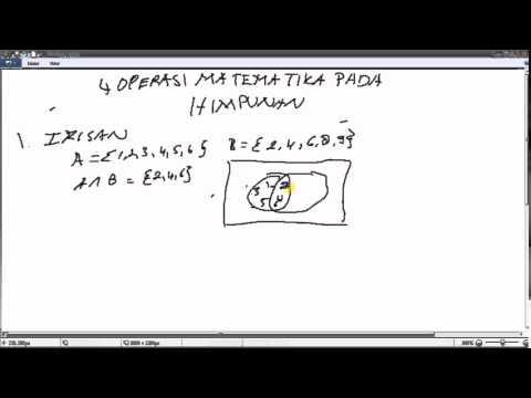 Operasi Matematika Operasi Matematika Pada