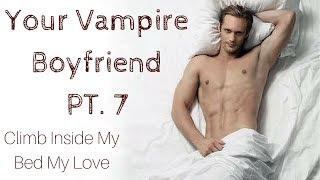 ASMR || Sensual Cuddles w/ Your Vampire Boyfriend (Gender Neutral)